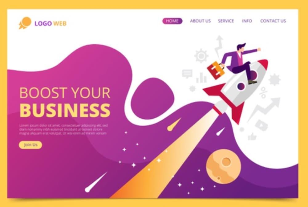 eigene Website und Firmenhomepage
