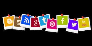 Soziales Netzwerk Website Kleingewerbe