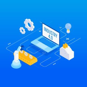 Automatisierung der Geschäftsprozesse Industrie 4.0