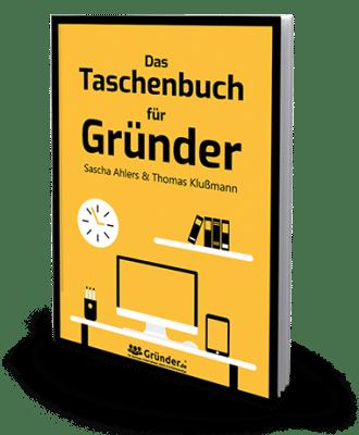 Gründer Taschenbuch