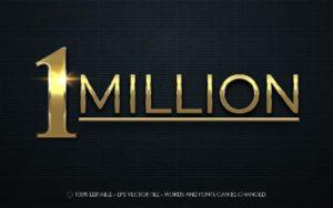 erste Million aber wie