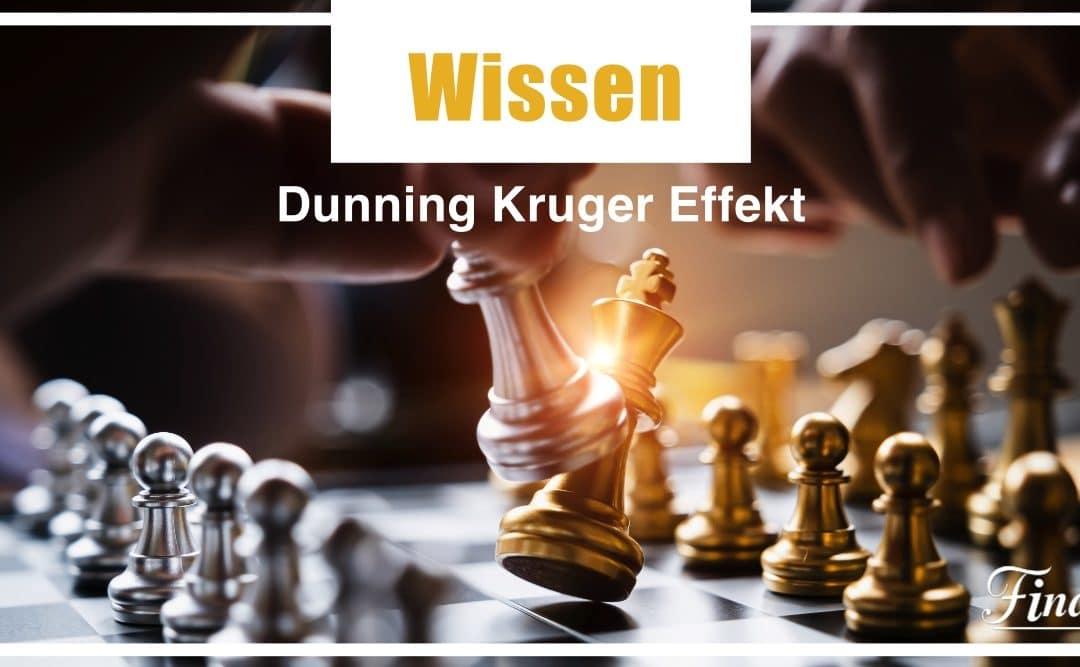 Dunning Kruger Effekt