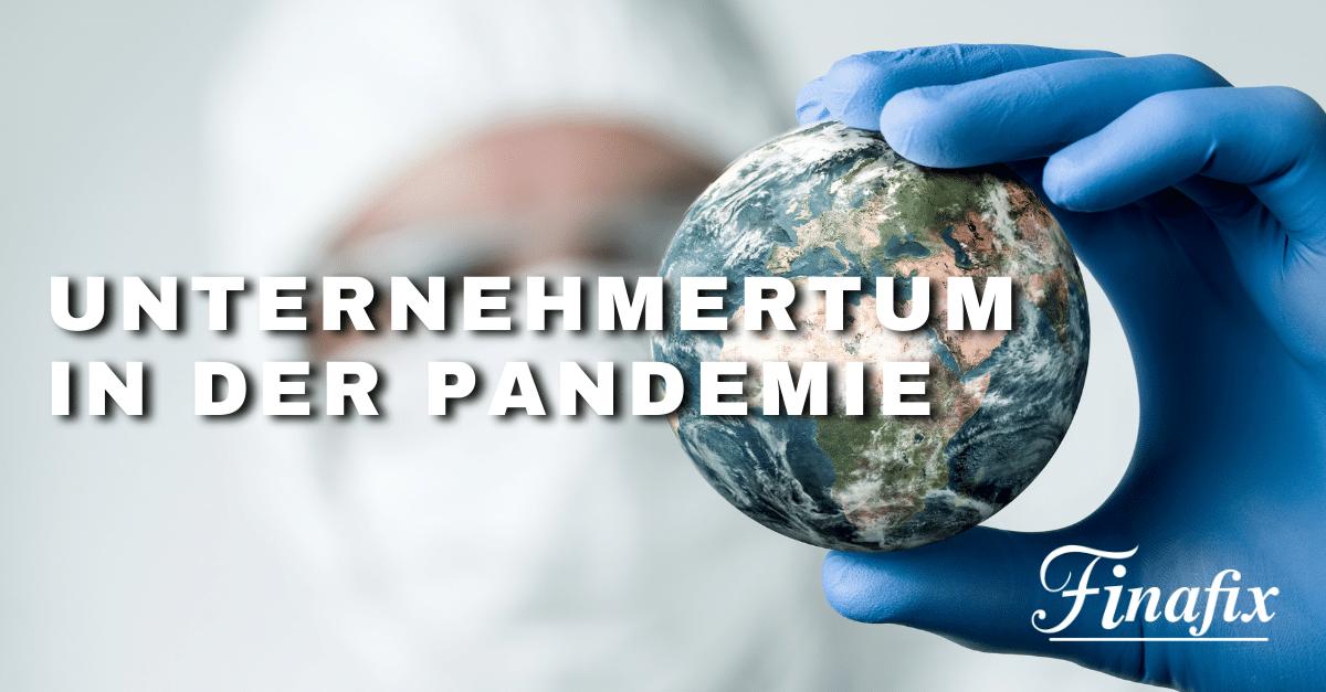 Unternehmertum in der Pandemie