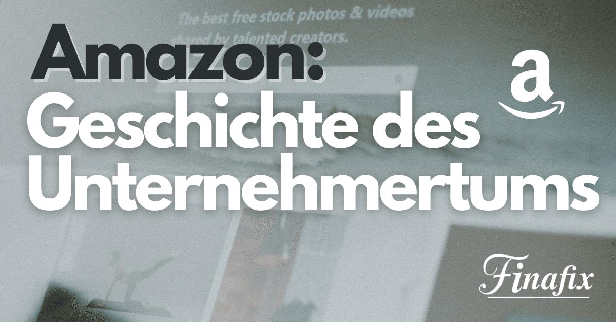 Amazon Unternehmertum