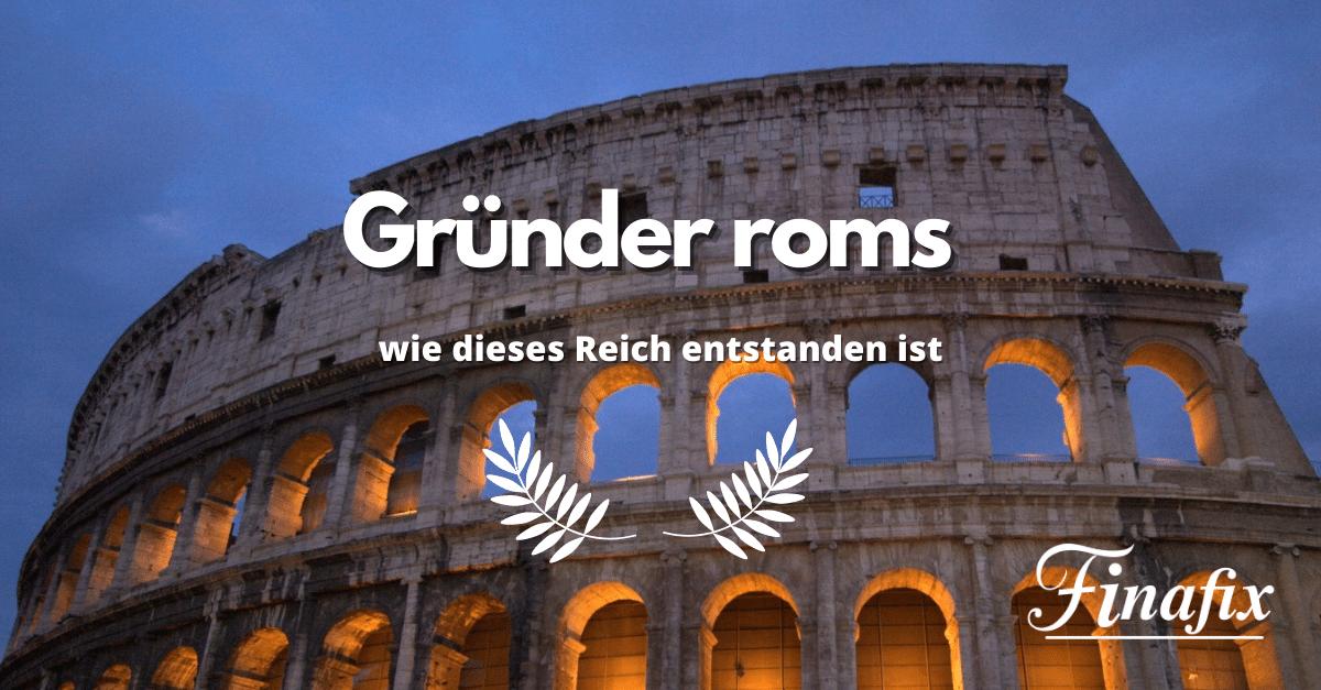 Gründer Roms