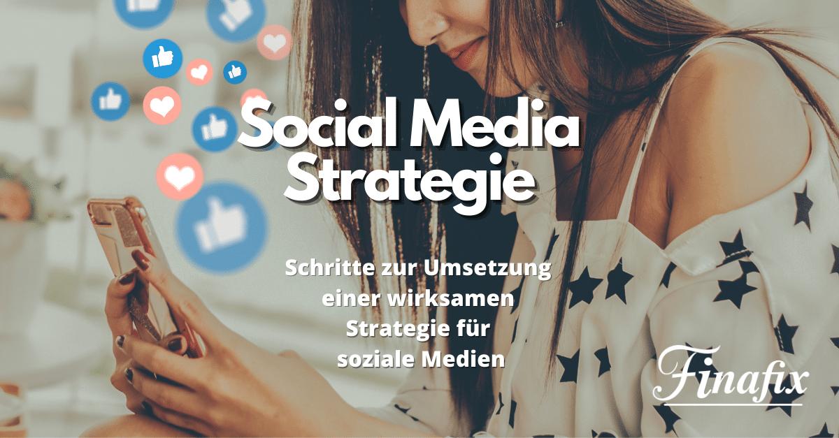 Social Mdia Strategie