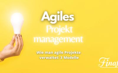 Agiles Projektmanagement – 3 Wege