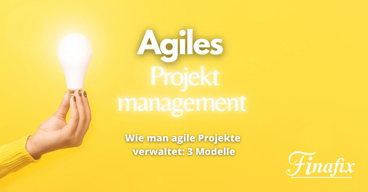 Agiles projekmanagement
