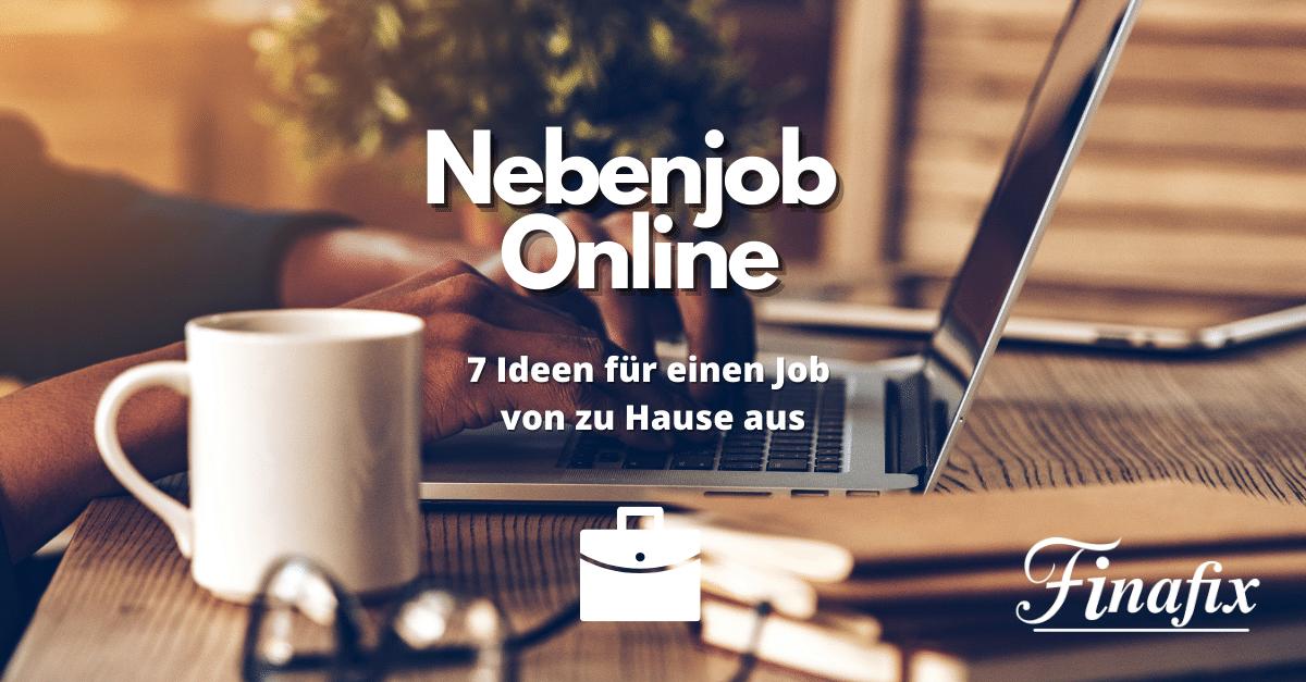 Nebenjob online