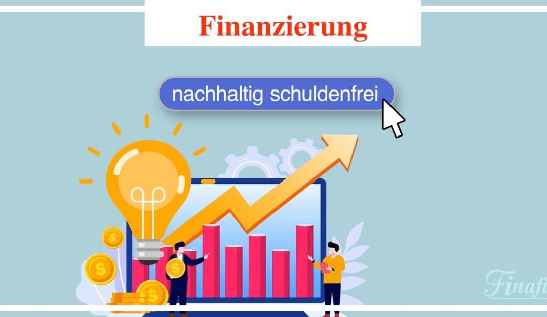 Erfolgreiche Finanzierung bei Unternehmensgründung