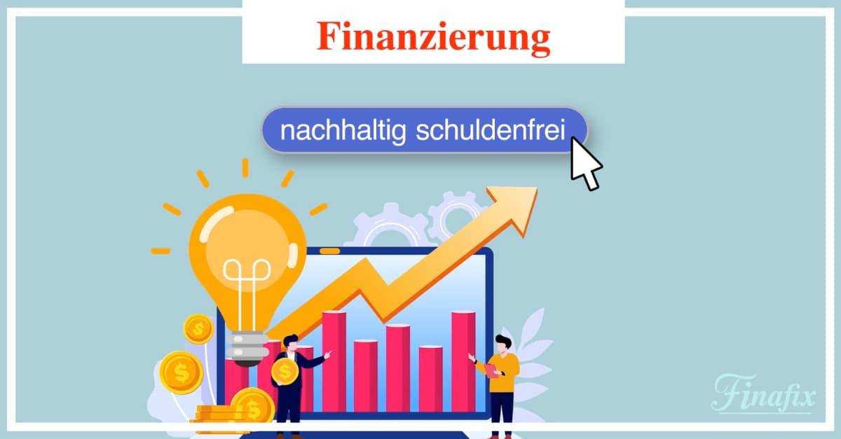 Finanzierung bei Unternehmensgründung