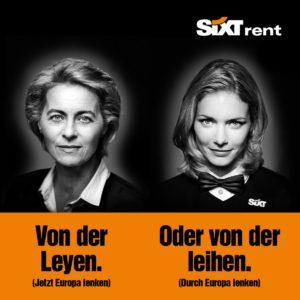 Sixt Social Media Agentur